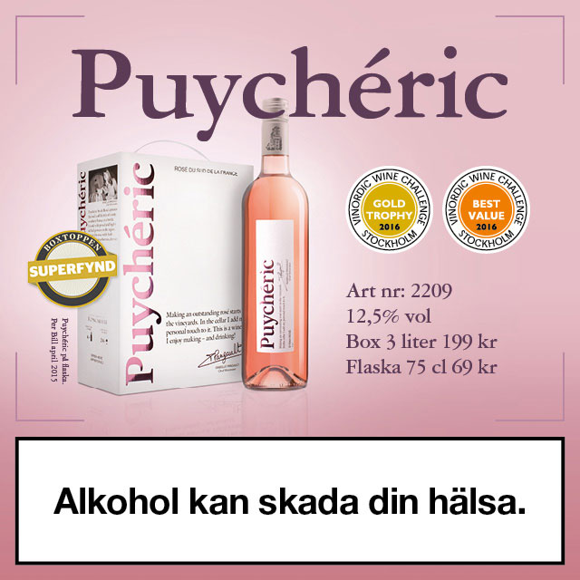 AN. Rosé, Puycheric