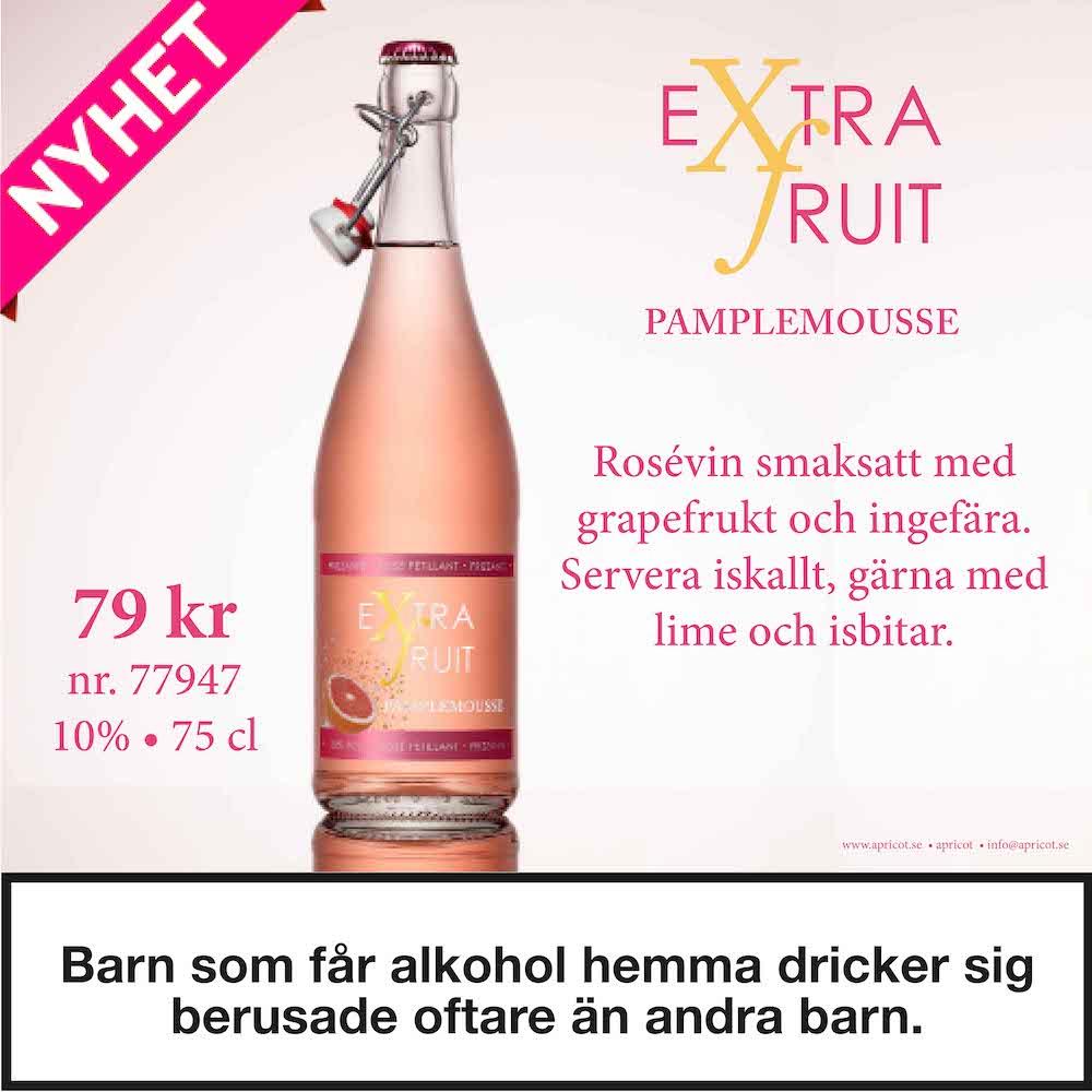 Bra Rosévin- Prova Pamplemousse Extra Fruit
