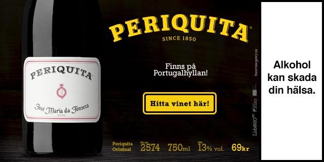 Tips på bra & prisvärt rödvin? Klassiska Periquita Original för 69 kr. Höga betyg!