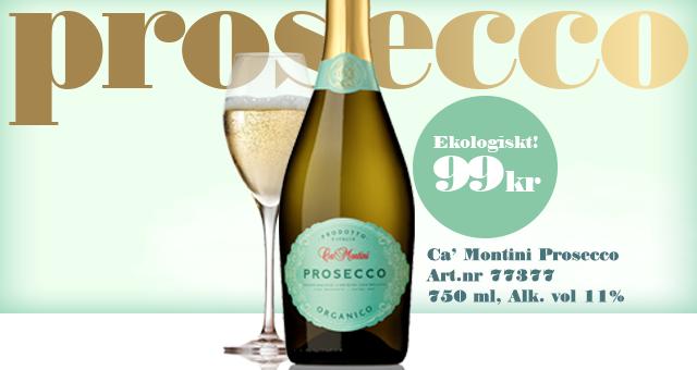 Bästa prosecco 2019 på Vinbetygets topplista