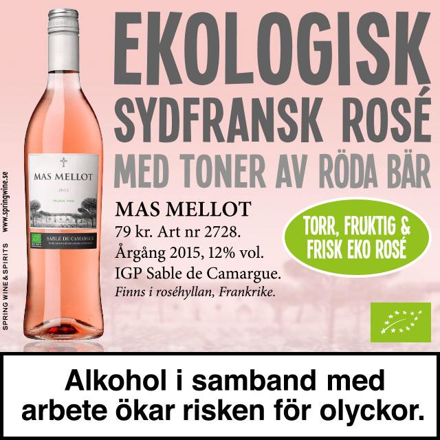 Spring Wine Rosé Mas Melot