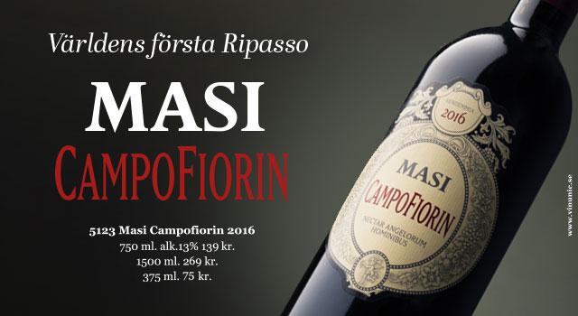 Masi Campofiorin- Rött vin Italien: Fynd!