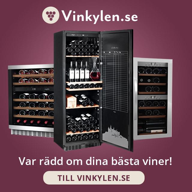 Vinkylar: Lagra dina fina viner på rätt sätt. Vinkylen.se