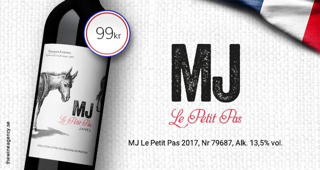Bästa röda vinerna 2019: MJ, franskt fynd för 99 kr