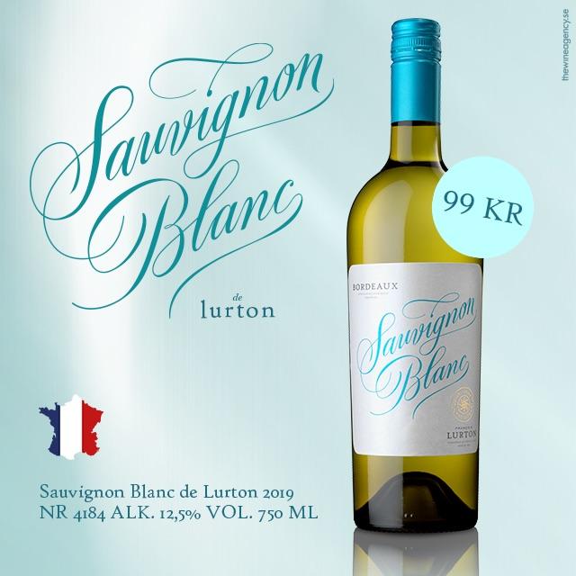 Vitt vin till sommaren: Sauvignon blanc 99 kr