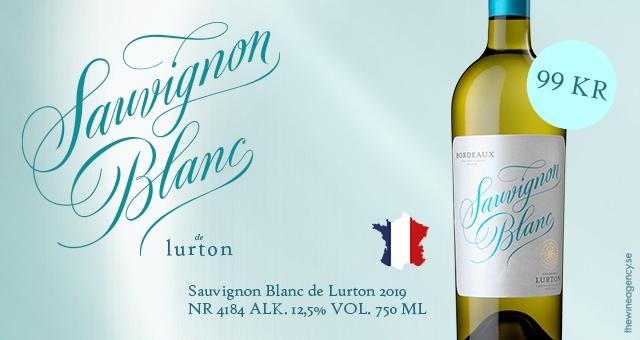 Vitt vin tips: Sauvignon Blanc 99 kr
