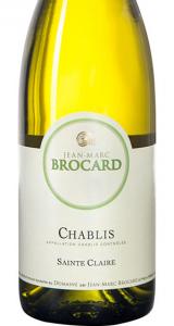 Vintips utmärkt chardonnay: Chablis Sainte Claire, 149 kr. Topprankas på Vinbetyget