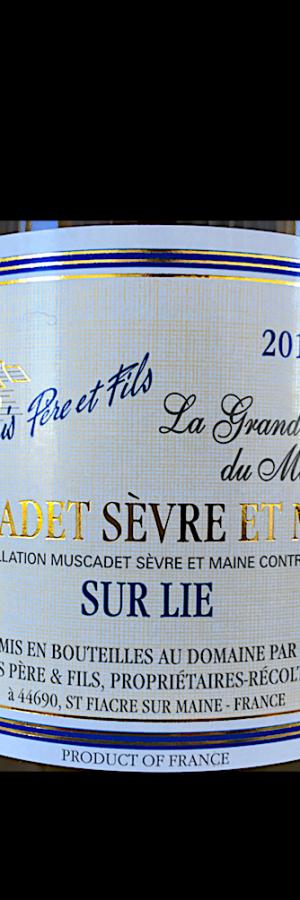 Muscadet Sevre et Maine, vintips vitt vin