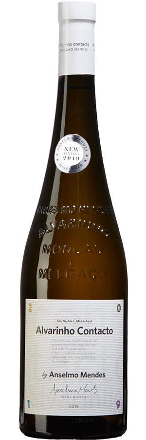 Vintips på druvan Alvarinho: Contacto, nr 6707.  Topprankas på Vinbetyget med bästa vita vinerna
