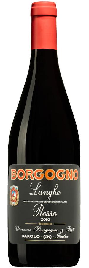 Bästa italienska röda vinerna. Borgogno från Piemonte