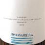 Vitt vin italien Marin Bianco Fontanafredda