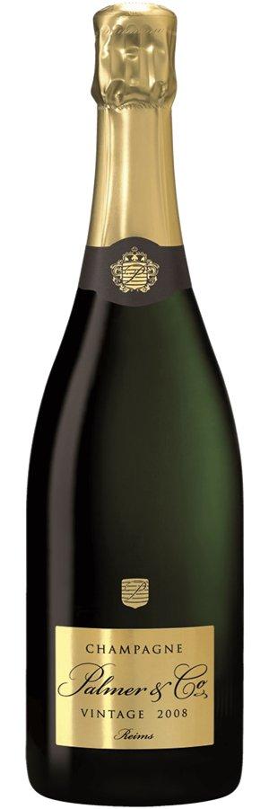 Årgångs-champagne: Palmer & Co Vintage Brut 2013, nr 7867