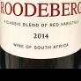 Roodeberg, vintips, topplistan bästa röda vinerna