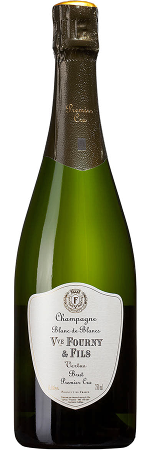 Champagne Vve Fourny & Fils Blanc de Blancs Premier Cru