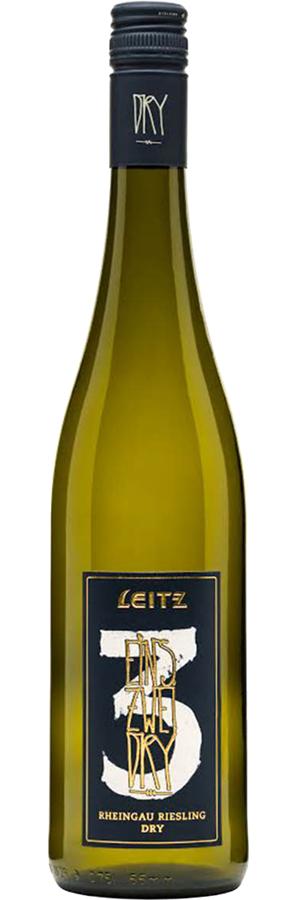 Bästa vita vinerna: Utmärkt riesling: Leitz Eins Zwei Dry Riesling