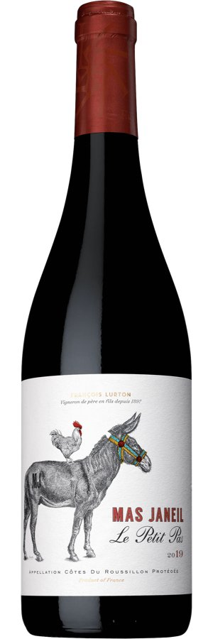 Fynd! Rött vin från Frankrike: Mas Janeil Le Petit Bas (nr 79687). Vinbetygets topplista.