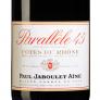 Rött-vintips-Parallele-45-Franrike-cotes-du-rhone-Vinbetyget