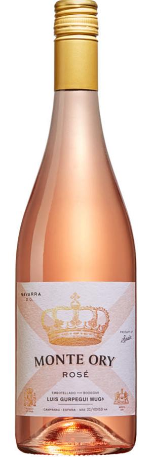 Hyllat rosévin från Spanien: Monte Ory Rosé (nr2268) Höga betyg -På Vinbetygets topplista.