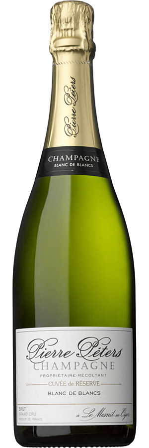 Champagne Pierre Peters Blanc de Blancs Grand Cru