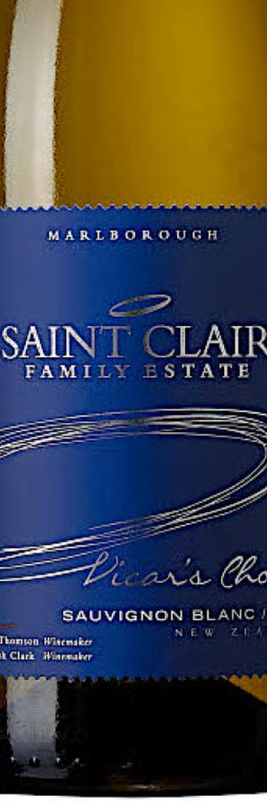 Tips vitt vin Nya Zeeland: Saint Clair Sauvignon blanc, nr 12000. På Vinbetygets topplista