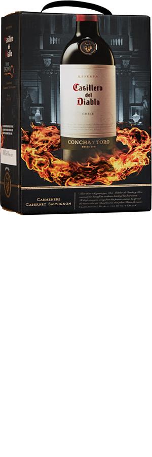 Casillero del Diablo bag in box