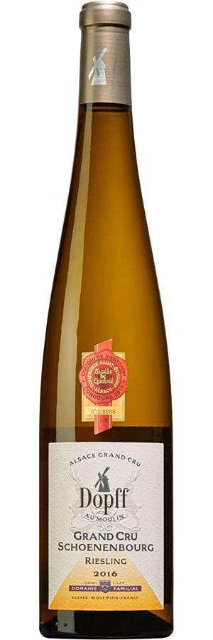 Ny hyllad riesling: Dopff Schoenenborg Grand Cru (nr 6484) Rankas på Vinbetyget