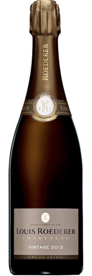 Champagne-tipset: Louis Roederer Brut Vintage 2013