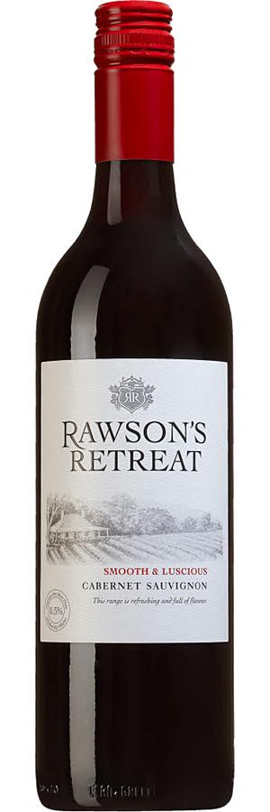Alkoholfritt rött vin: Rawson's Retreat Cabernet Sauvignon