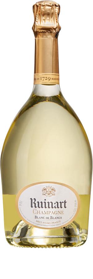 Champagne Ruinart Blanc de Blancs rankas på Vinbetygets topplista