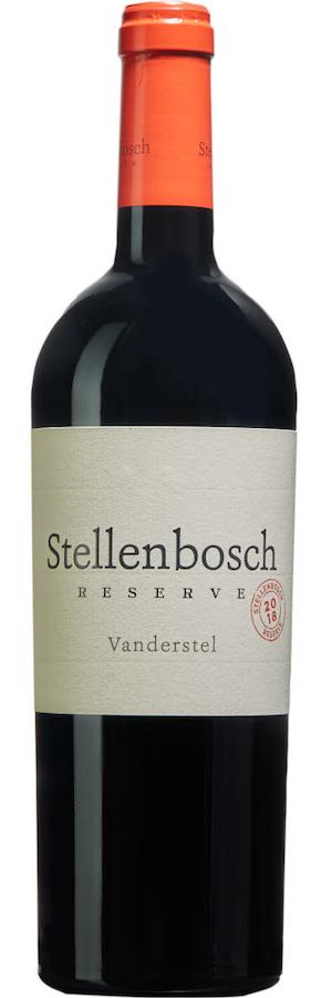 Bästa röda vinerna från Sydafrika: Stellenbosch, Vinbetygets topplista