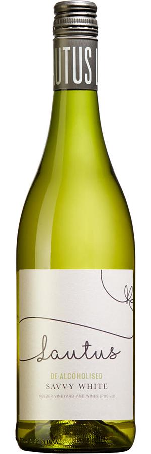 Alkoholfritt vitt vin: Lautus Savvy White Sauvignon blanc