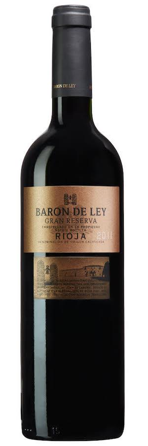 Rioja: Baron de Ley Gran Reserva 2012