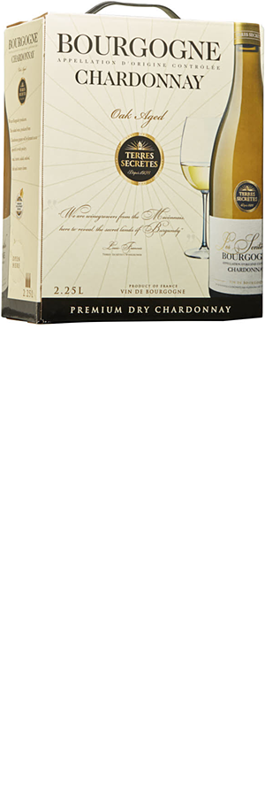 Bourgogne Chardonnay bag in box