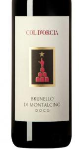 Brunello di Montalcino Col d'Orcia 2014- Vinbetygets topplista