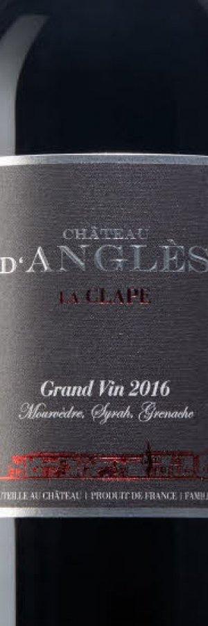 Château d'Anglès Grand Vin Rouge 2016