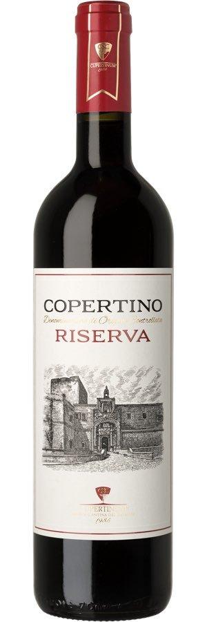 Rött vin från Italien-Fynd! Copertino Riserva