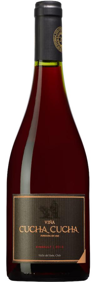 Rött vin från Chile: Cucha Cucha Cinsault