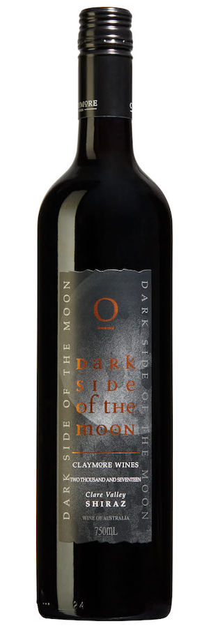 Nyhet: Hyllad Shiraz från Australien: Dark Side of The Moon