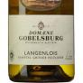 Domaene Gobelsburg Grüner Veltliner