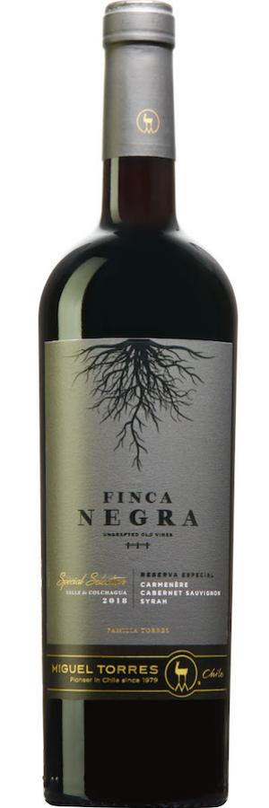 Vin från Chile med höga betyg:Finca Negra Reserva Especial 2018
