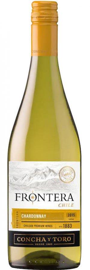 Vitt vin fynd: Frontera Chardonnay 2019