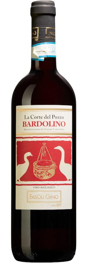 Rött vin Italien, rekommenderas: La Corte del Pozzo Bardolino, 95 kr