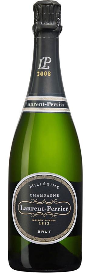 Champagne Laurent-Perrier Millésimé Brut 2008