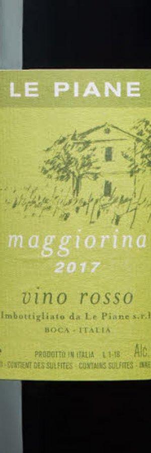 Maggiorina årgång 2017: Nebbiolo med lysande betyg. Fynd i Systembolagets Tillfälliga sortiment. Vinbetyget redovisar expertbetygen.