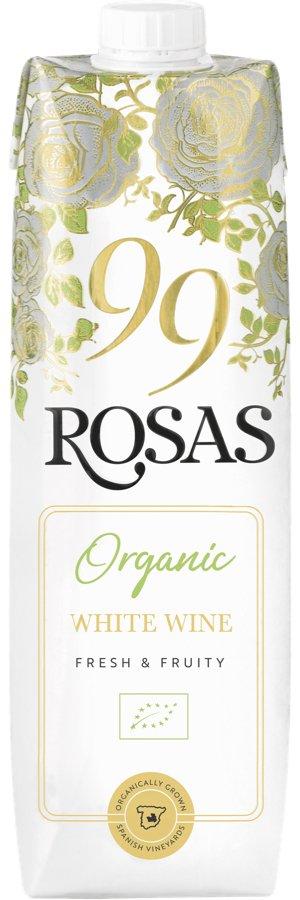 Vitt vin med sänkt pris: 99 Rosas Sauvignon Blanc Chardonnay