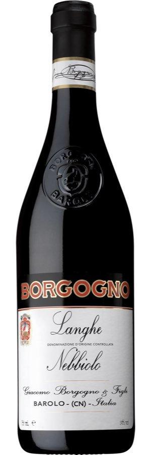 Sänkt pris på Systembolaget: Borgogno Langhe Nebbiolo 2019