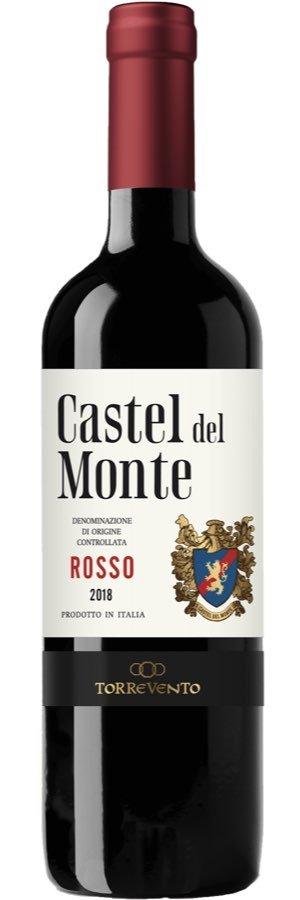 Prissänkt vin: Castel del Monte, Italien
