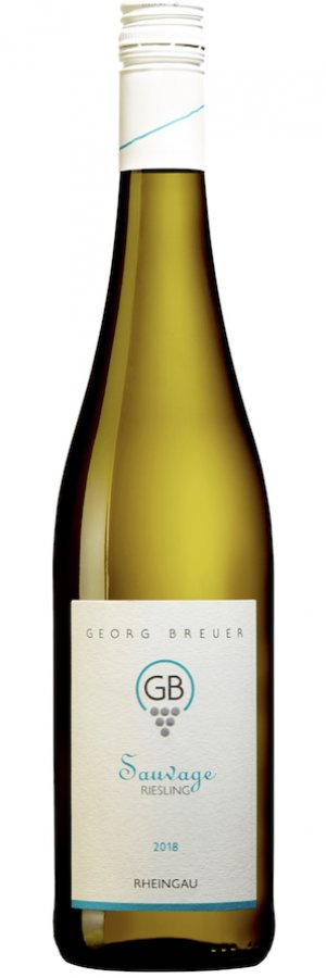 Vitt vin rekommendation: Georg Breuer Riesling Sauvage