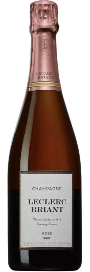 Leclerc Briant Champagne Rosé