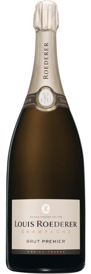 Champagne med sänkt pris: Louis Roederer Brut Premier – Magnum